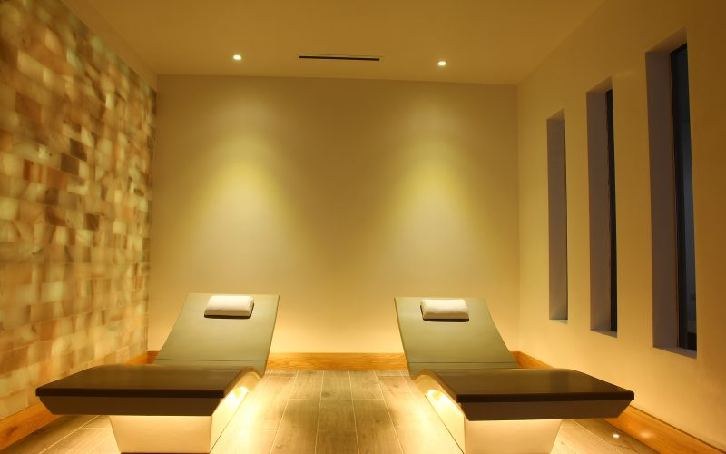 Private Spa Suite in Leicester